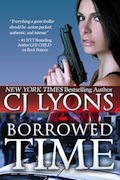 BORROWED TIME from New York Times Bestseller CJ Lyons