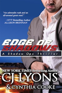 EDGE OF SHADOWS from New York Times Bestseller CJ Lyons
