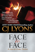 FACE TO FACE from New York Times Bestseller CJ Lyons