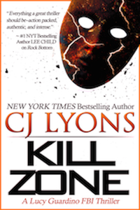KILL ZONE by CJ Lyons