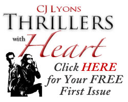 Thrillers with Heart signup