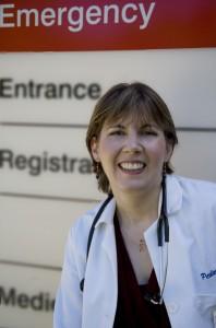 CJ Lyons, medical suspense author