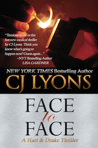 FACE TO FACE by CJ Lyons