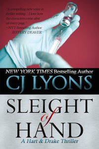 Sleight of Hand by CJ Lyons